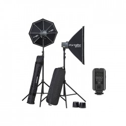 Elinchrom D-Lite RX ONE Softbox Set TO GO-20