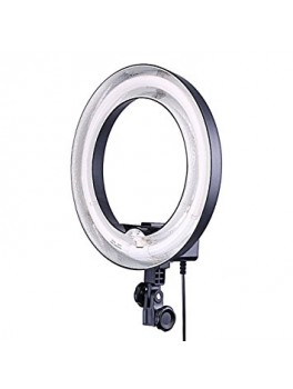"Ring Light 18"" 50w rør m. stof diffuser (5500kelvin diff)-20"
