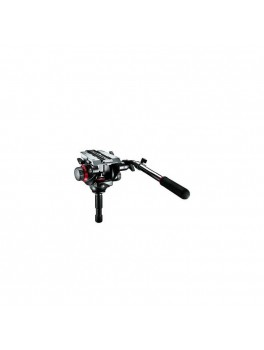 Manfrotto Videohoved Pro 504HD Fluid hoved 75mm kugle-20