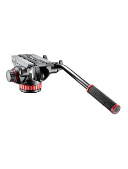 MANFROTTO Videohoved Pro MVH502AH Flat Base-20