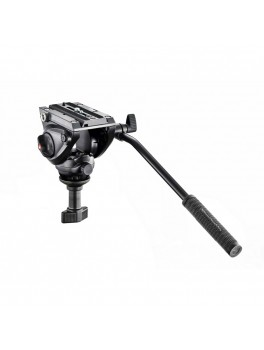 Manfrotto Videohoved MVH500A Half-Ball 60mm. *Demo Vare*-20