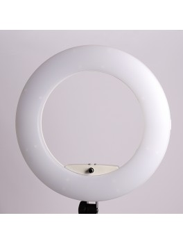 Yidoblo LED Ring Light 96 watt, LCD Display, AC/DC, VÆLG VERSION-20