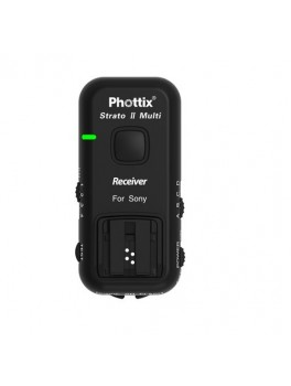 Phottix Strato II Multi 2.4GHz Trigger 5i1 Receiver Sony-20